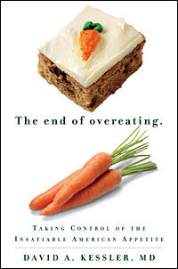 'The End Of Overeating' Cover