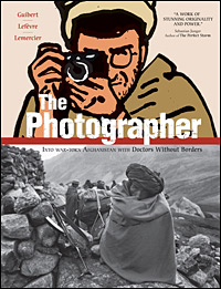 Cover: 'The Photographer'