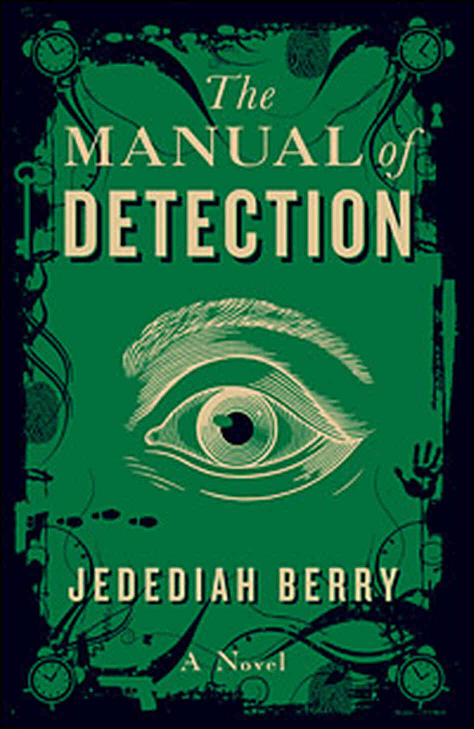 Cover: 'The Manual of Detection'