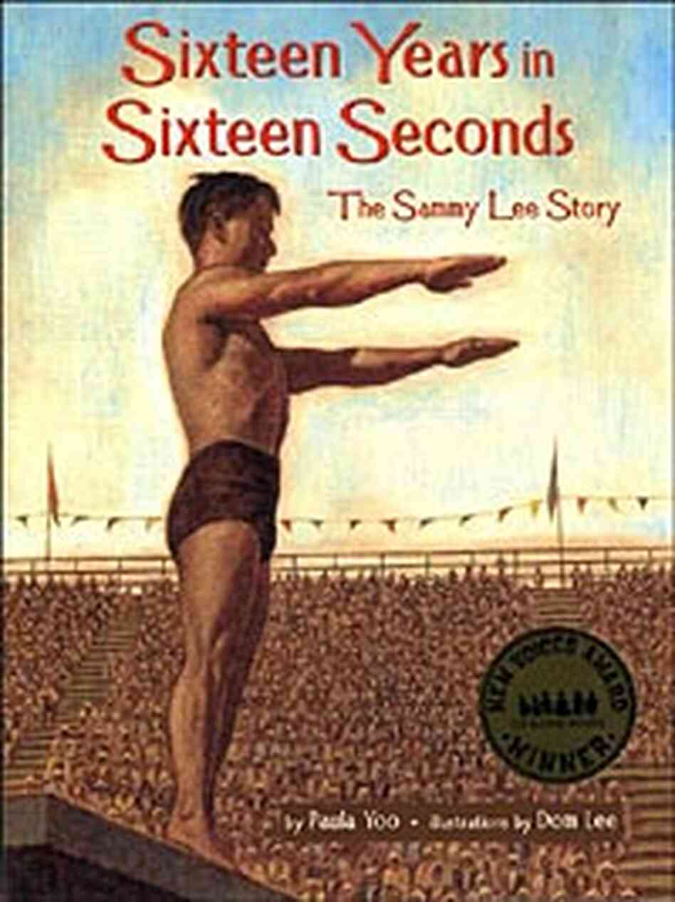 Cover for 'Sixteen Years in Sixteen Seconds: The Sammy Lee Story'