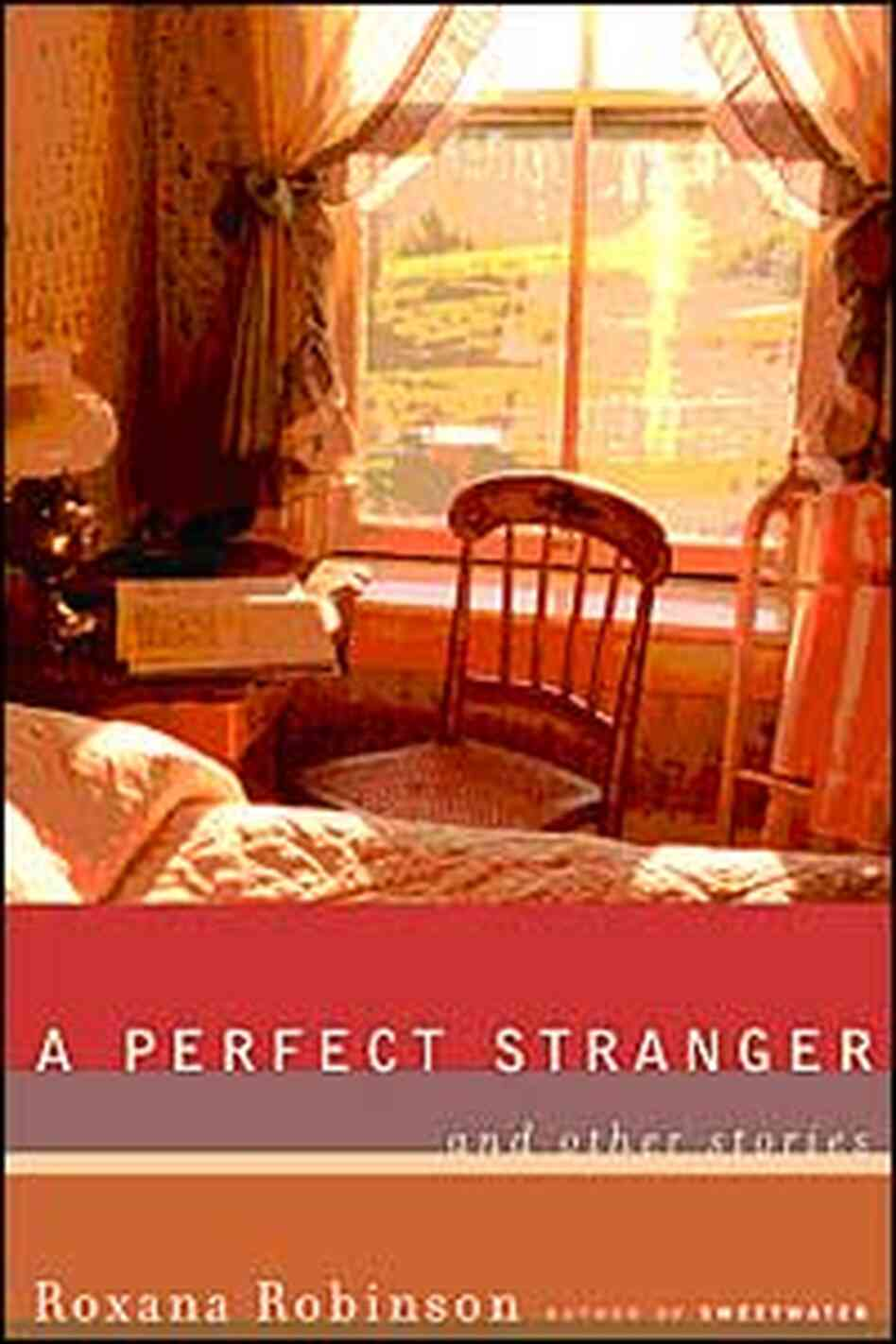 Cover image from 'A Perfect Stranger'