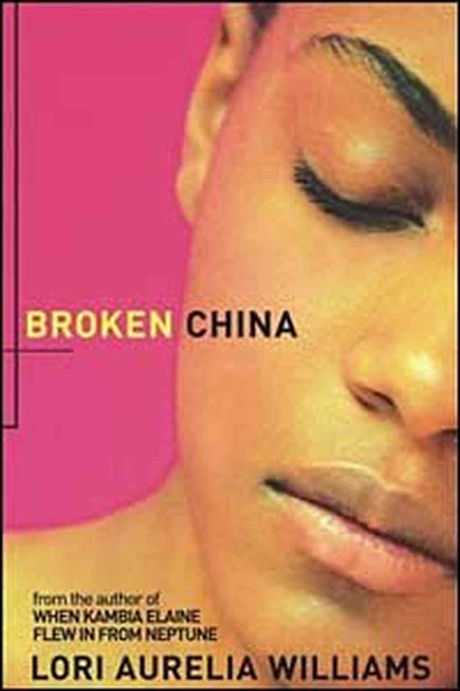 Cover image from 'Broken China'