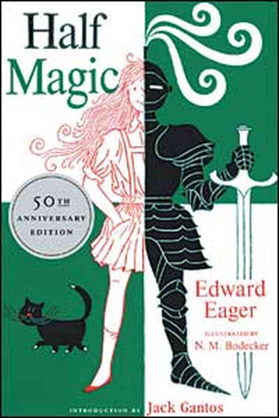 Cover of 'Half Magic'