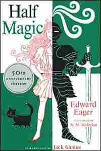 Cover of 'Half Magic'