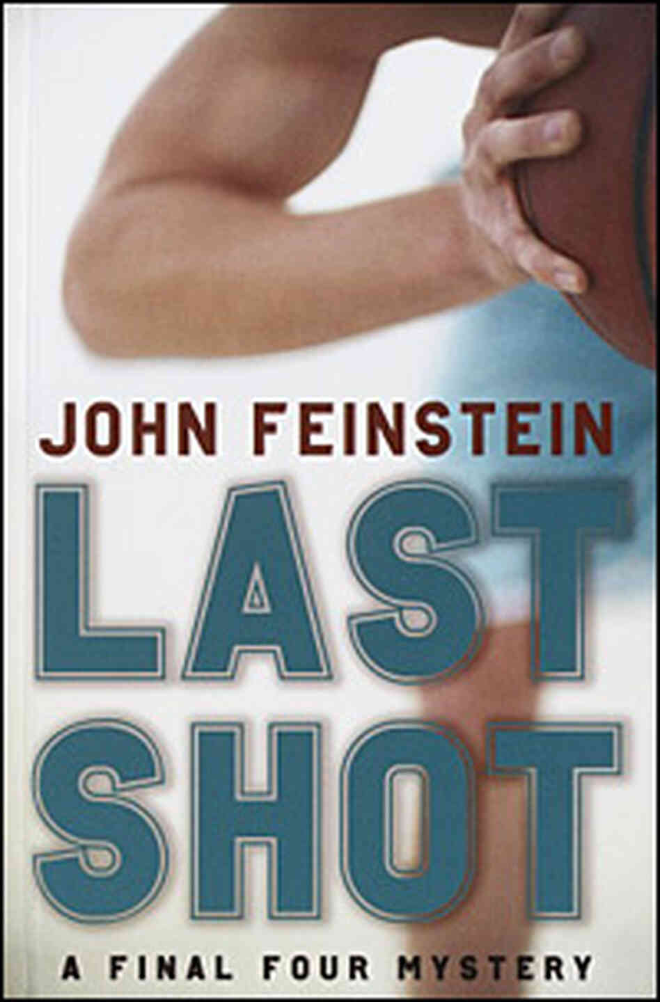 Detail from the Cover of 'Last Shot'