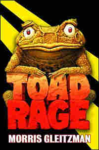 The cover of 'Toad Rage'