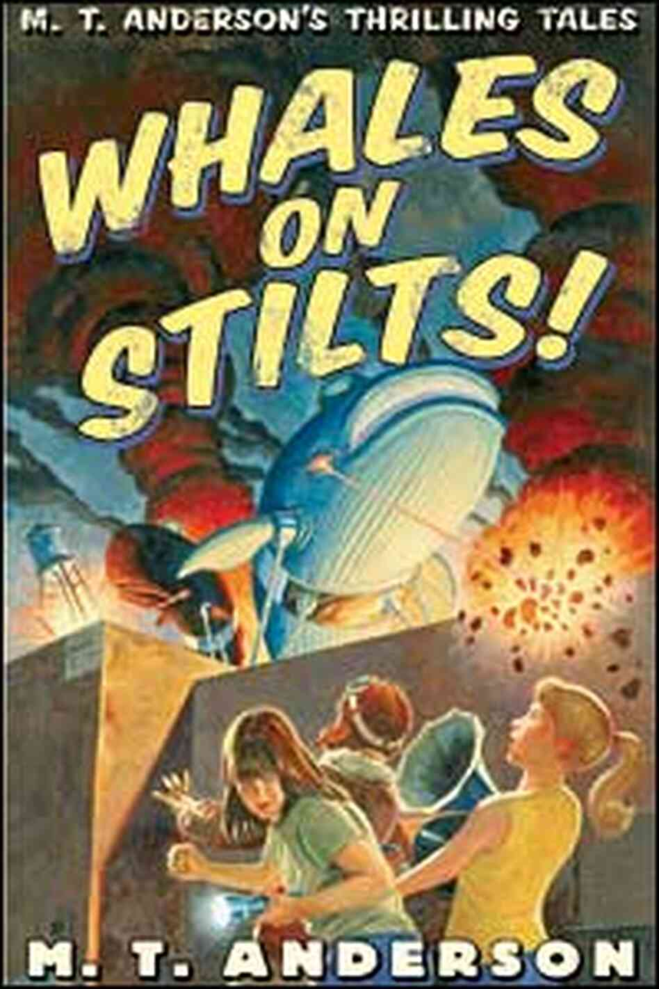 Cover of 'Whales on Stilts'