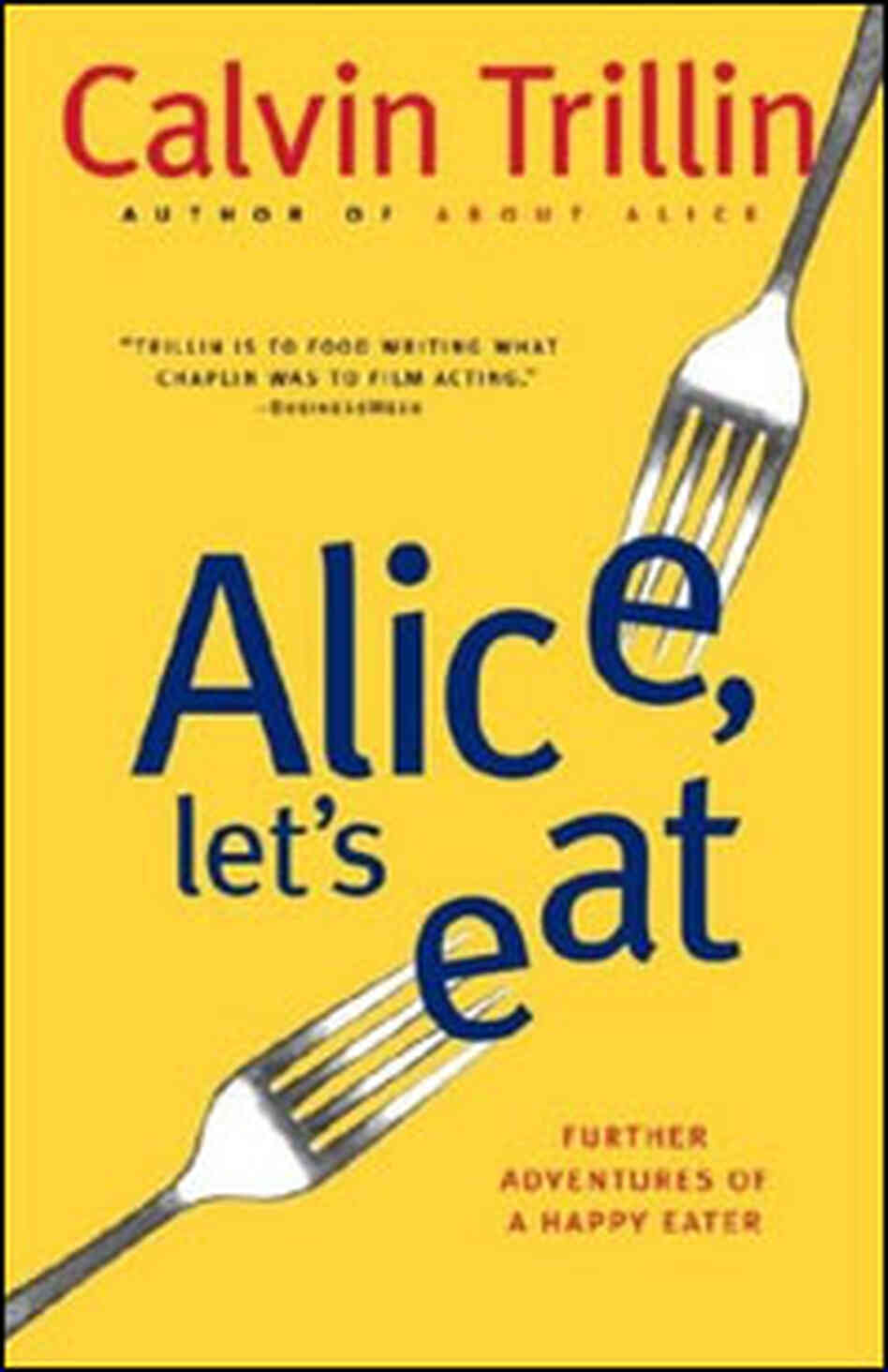 Alice Let's Eat