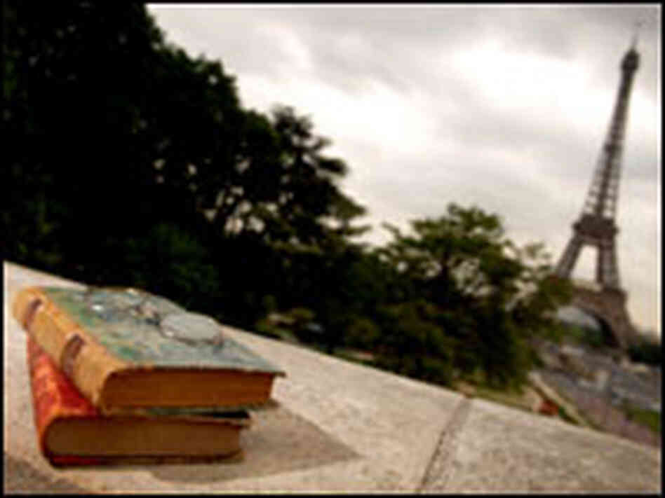 Book by the Eiffel Tower