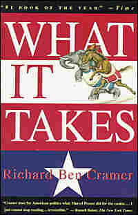 cover of Richard Ben Cramer's 'What It Takes'