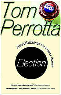 cover of Tom Perrotta's 'Election'