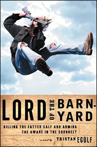 Lord of the Barnyard Book Cover Link