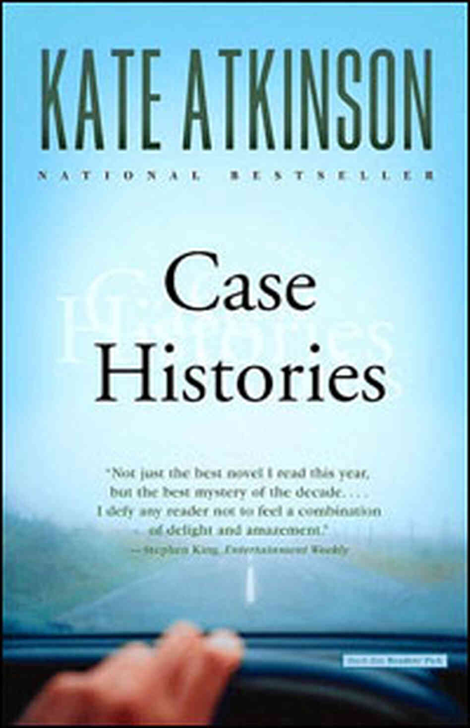 'Case Histories' cover