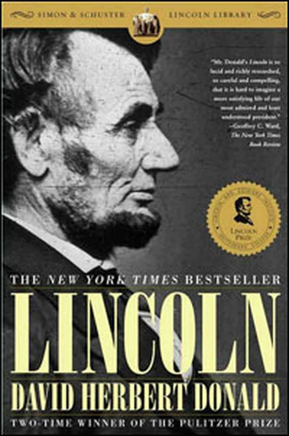 Lincoln, by David Herbert Donald