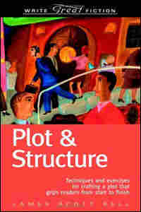 "Book Cover of ""Plot and Structure"" by James Scott Bell"