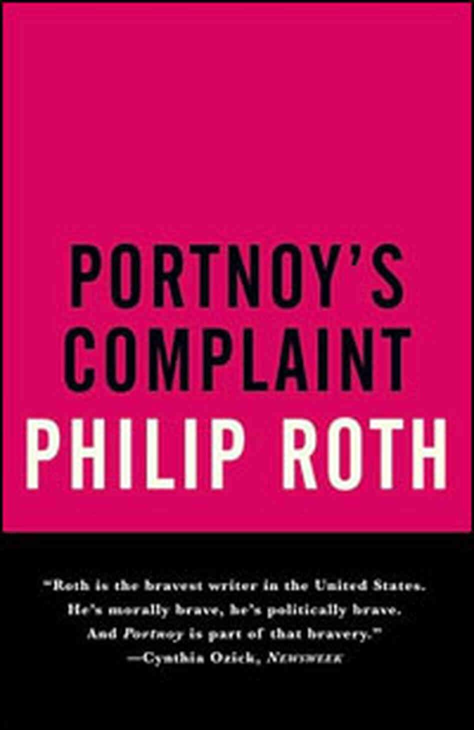 portnoys complaint by philip roth Portnoy's complaint (vintage blue) de philip roth en iberlibrocom - isbn 10: 0099399016 - isbn 13: 9780099399018 - vintage - 1995 - tapa blanda.