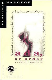 Ada, or Ardor
