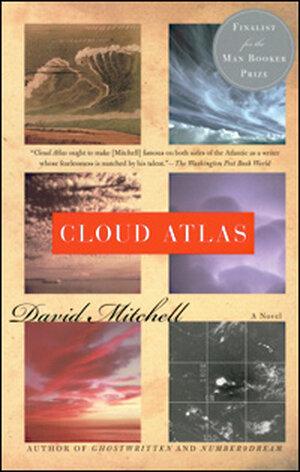 Book Cover: Cloud Atlas