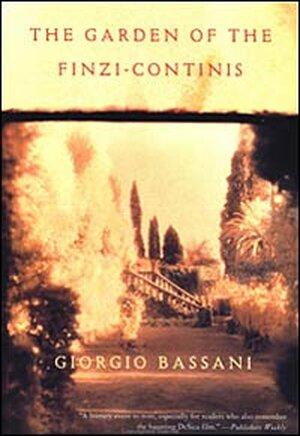 Book Cover: 'The Garden of the Finzi-Continis '