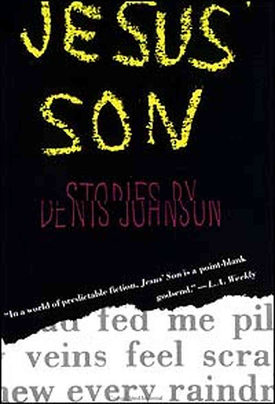 Cover Image: 'Jesus' Son'