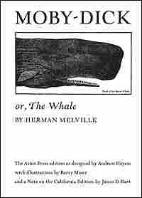 Book Cover: Moby Dick