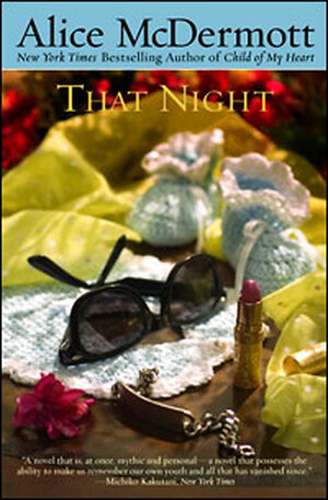 'That Night' book cover.