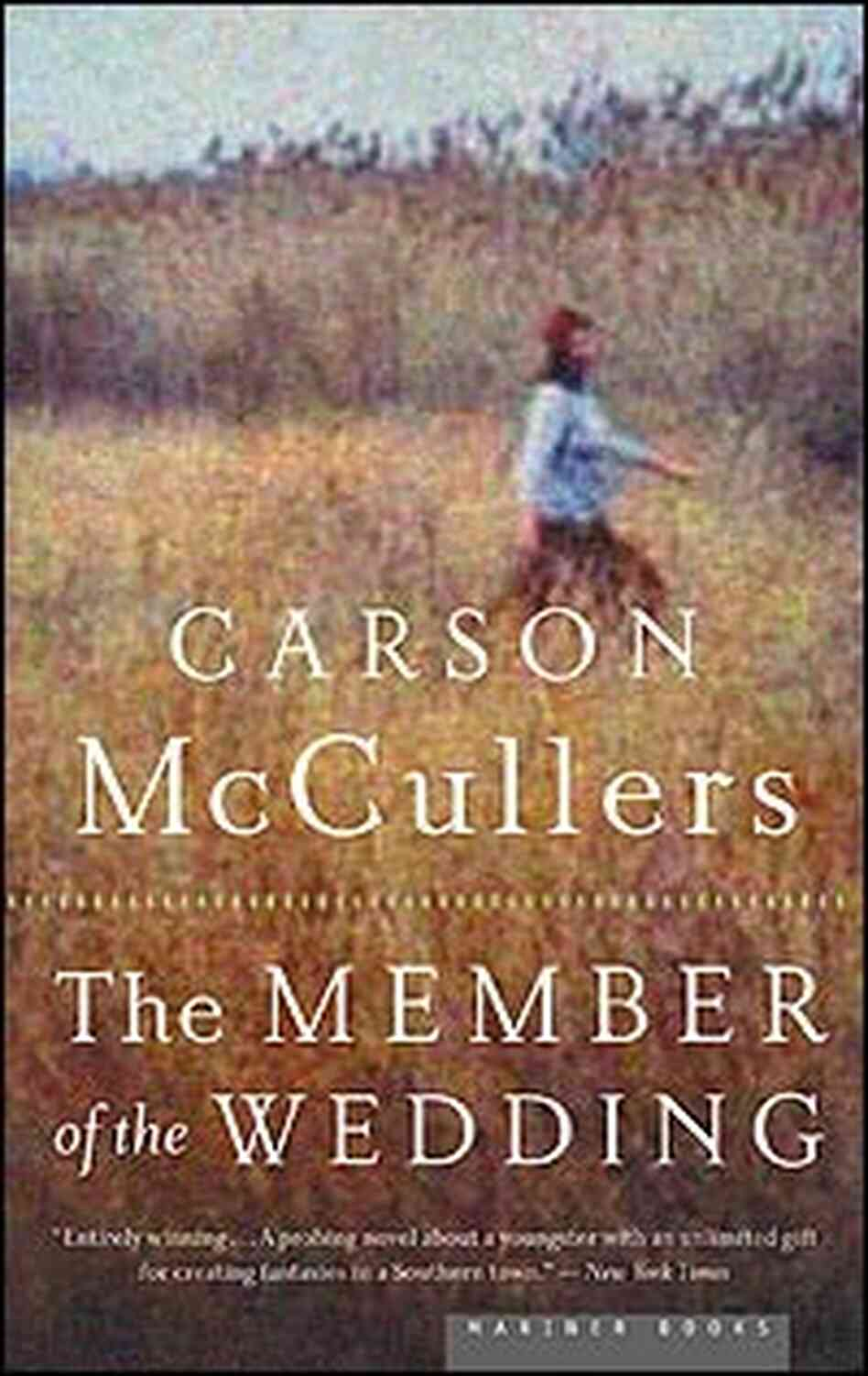Cover Image: 'The Member of the Wedding'