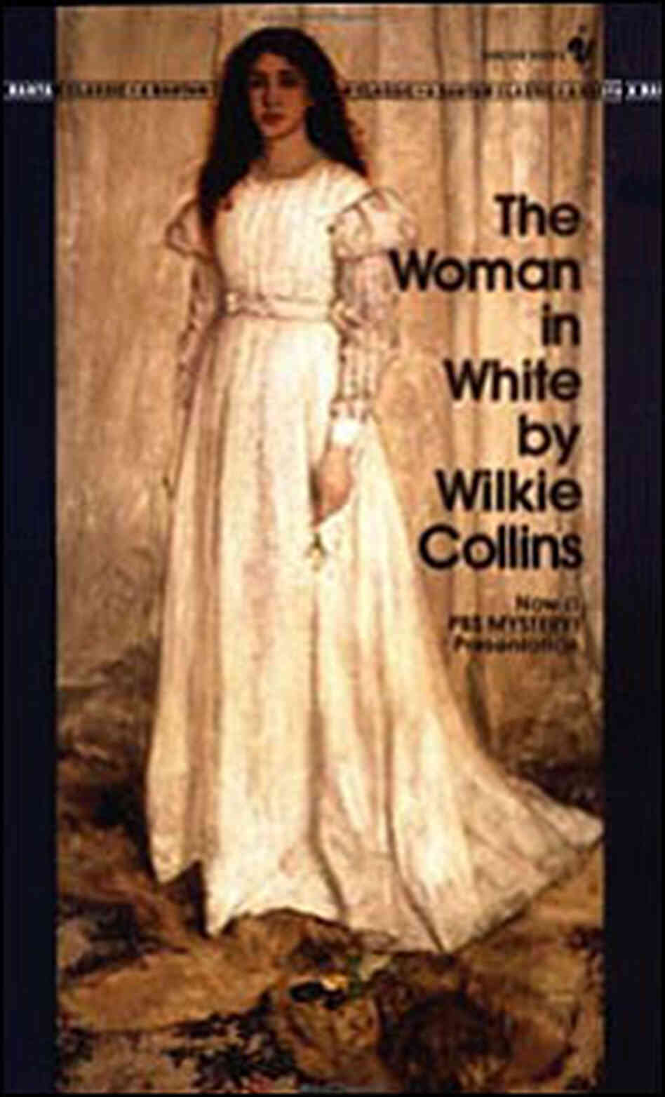 Cover Image: 'Woman in White'