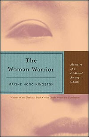 "Book Cover: ""The Woman Warrior"""