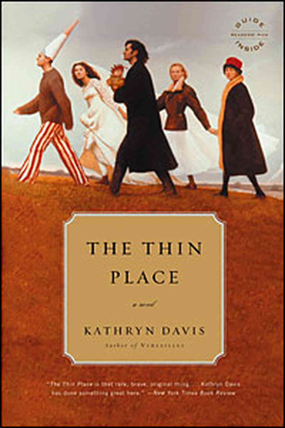 Kathryn Davis' 'The Thin Place'