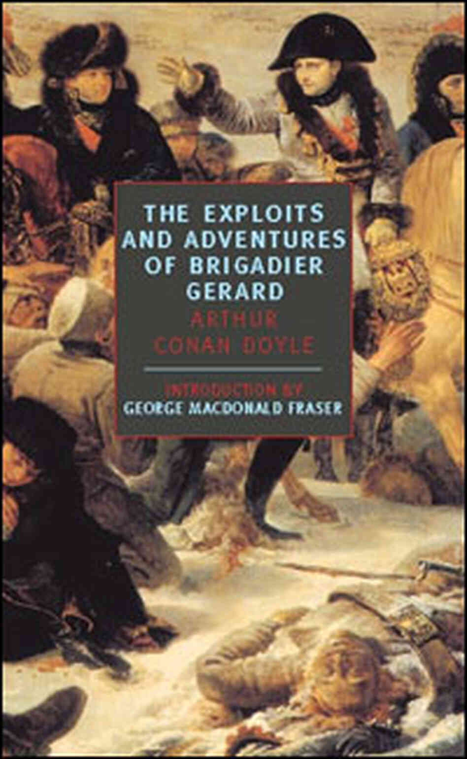 The Exploits and Adventures of Brigadier Gerard