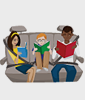 NPR's Backseat Book Club
