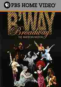 Cover for the three-DVD box set 'Broadway: The American Musical'