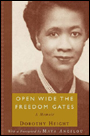 'Open Wide the Freedom Gates: A Memoir' cover