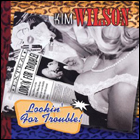 'Lookin' for Trouble' CD cover