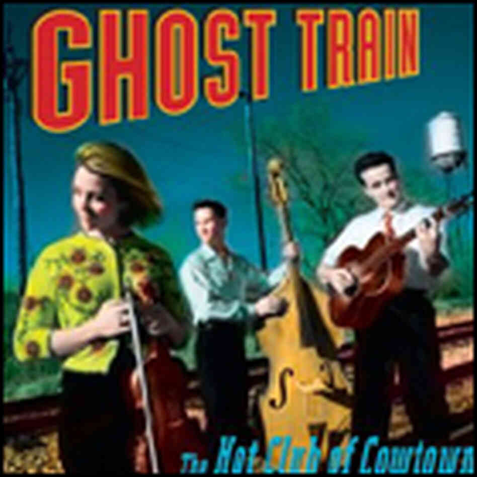 CD cover for 'Ghost Train'