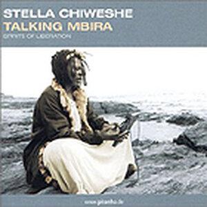 'Talking Mbira' CD cover