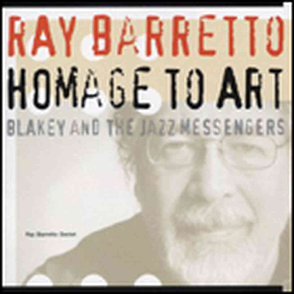 'Homage to Art Blakey' CD cover