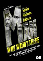 'The Man Who Wasn't There' DVD cover