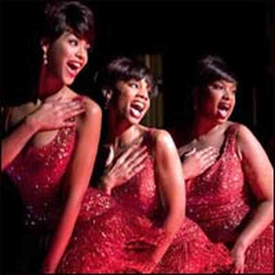 A scene from 'Dreamgirls'