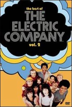 The Electric Company DVD set