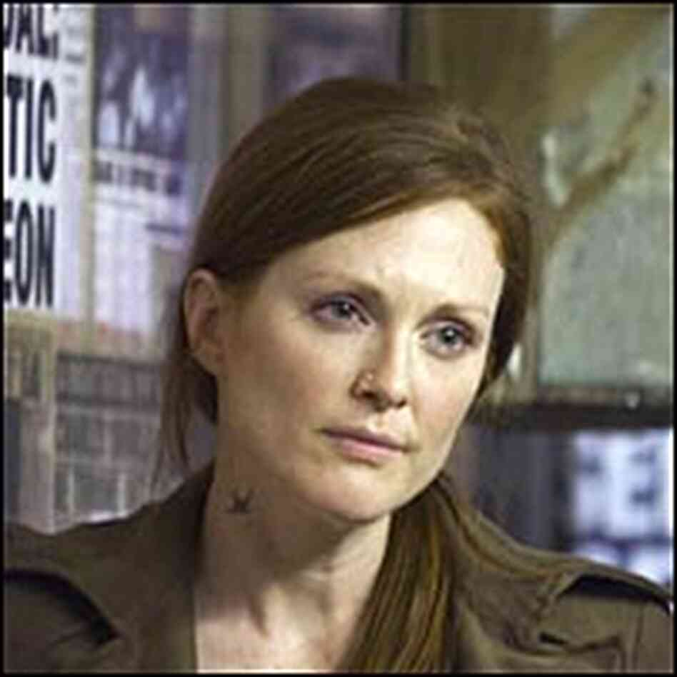 Julianne Moore in 'Children of Men'