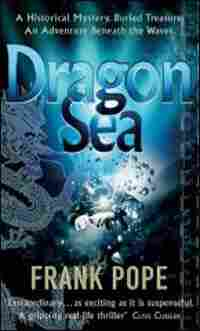 The book jacket for 'Dragon Sea'