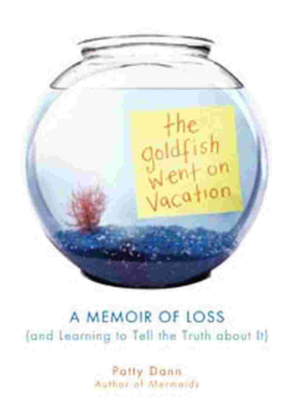 The cover of 'The Goldfish Went on Vacation'