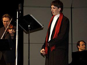 Thomas Shivone and Mark O'Connor