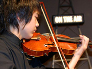 Violinist Benji Bae