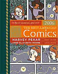 Best American Comics 2006 cover