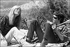 Lou Reed and Nico