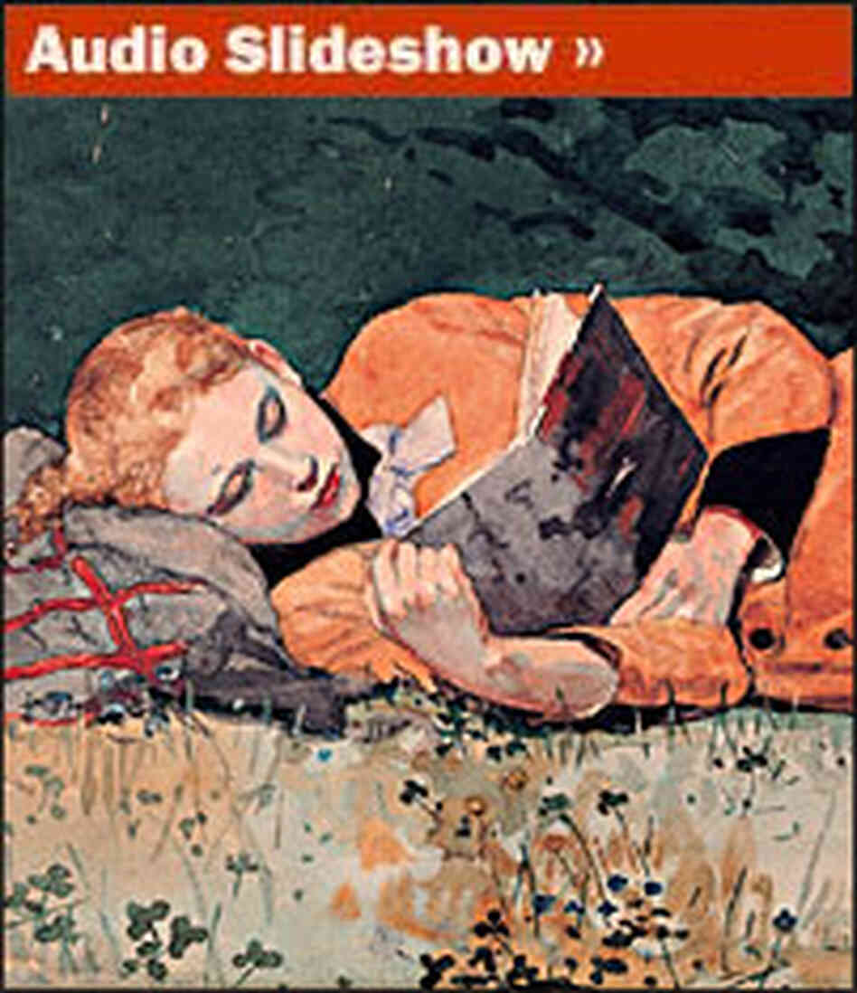 The New Novel, Winslow Homer