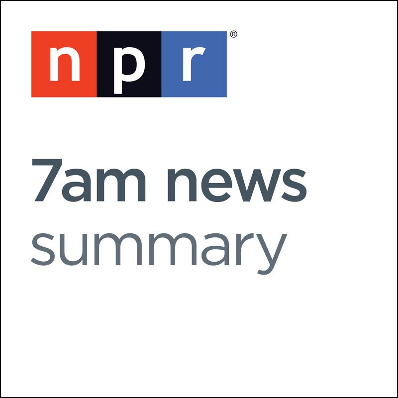 Morning Newscast, 7AM ET